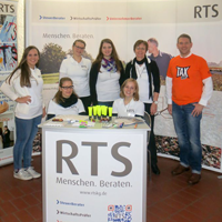 RTS Messestand