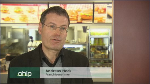 Interview Chip Kunde Andreas Heck McDonalds