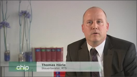 Interview Chip Thomas Härle RTS Steuerberater Stuttgart